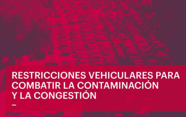 Restricciones vehiculares para combatir la contaminación y la congestión en Santiago